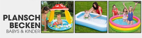 Planschbecken Babys & Kinder